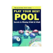 Capelles Play Your Best Pool Training Manual w Illustrations