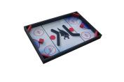 Lion Sports Shuffle Hockey Tabletop Game
