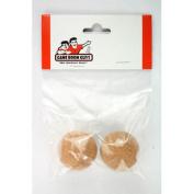 Set of 2 Official Natural Cork Foosballs for Tornado Dynamo or Shelti Tables