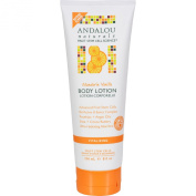 Andalou Naturals Body Lotion - Mandarin Vanilla Vitalizing - 240ml