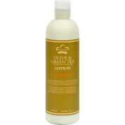 Nubian Heritage Lotion - Olive Butter with Green Tea - 380ml