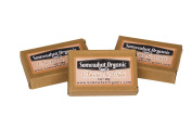 Cloves and Oats Organic Soap - Quantity - 3 Mini 30ml Bars
