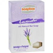 SoapBox Bar Soap - Elements - Relax - Lavender - 150ml