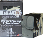 Pacha Soap Company Clarifying Charcoal 120ml Natural Soap