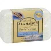 A La Maison Bar Soap - Fresh Sea Salt - 260ml