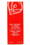 Delarom Orange Toning Body Oil 100ml