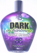 Hot New Sunlotion Dark Enchantment Hot Tingle Bronzer Dark Tanning Lotion By Brown Sugar