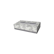 Kimberly Clark 21400 Kleenex White 2-Ply Facial Tissue - 36 / CS by Kleenex