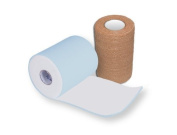 Wound Compression System Bandages ( DRESSING, COMPRESSION SYS, COFLEX, 2 LAYER ) 8 Each / Case by Andover Healthcare