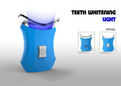 Impressive Smile Blue Teeth Whitening Accelerator Light, 6 X More Powerful LED Light, Whiten Teeth Faster