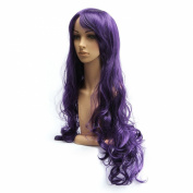 Lewang 80cm Cosplay Party Long Curly Hair Anime Wigs Full Hair Wig