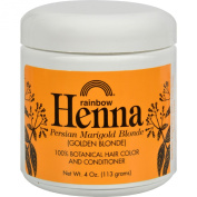 Rainbow Research Henna Hair Colour and Conditioner Persian Marigold Blonde Golden Blonde - 120ml