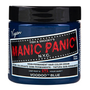 Voodoo Blue Manic Panic Vegan 120ml Hair Dye Colour