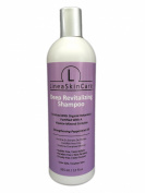 Deep Revitalising Hair Loss Prevention Shampoo - Enriched With Organic Botanicals And A Nourishing Vitamin - Mineral Complex (Peppermint Oil, Rosemary Oil, Saw Palmetto, Biotin +) 350ml
