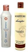 ThermaFuse Moisture Shampoo 350ml + Condition 240ml Set