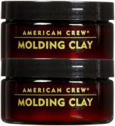 American Crew Moulding Clay, 90ml, 2 pk