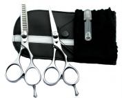 Hairdressing Barber Salon Scissors 14cm , Thinning Scissors Set 14cm