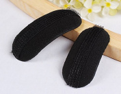 Hair Side Bump It Up Volume Hair Base Insert Tool Fashion Styling Clip Stick Bun Sponge Maker Braid Hair Accessories Heighten Device AOSTEK
