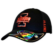 Illinois Fighting Illini Official NCAA S/M Adjustable Embroidered Hat Cap by Top of the World