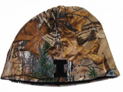 Illinois Fighting Illini TOW Camo Brown Trap 1 Reversible Knit Beanie Hat Cap