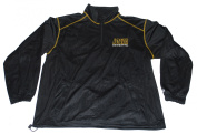 Iowa Hawkeyes Mens Long Sleeve Black Jacket Pullover