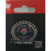 "Iowa Hawkeyes Stanford Cardinals 2016 Rose Bowl Game ""I Was There!"" Metal Pin"