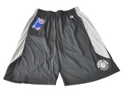 Michigan State Spartans Champion Black Basketball Drawstring Athletic Shorts