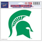 Michigan State Spartans Official NCAA 10cm x 15cm Car Window Cling Decal by Wincraft