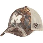 Michigan Wolverines TOW Camo Mesh Prey Adjustable Snapback Hat Cap