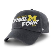 Michigan Wolverines 2013 Final Four '47 Brand Navy Relax Adjustable Hat Cap