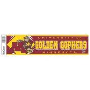 Minnesota Golden Gophers Bumper Sticker