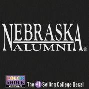 Nebraska Cornhuskers Decal - Nebraska Over Alumni