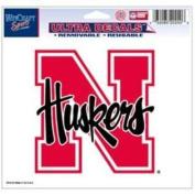 Nebraska Cornhuskers Ultra Decal 13cm x 15cm