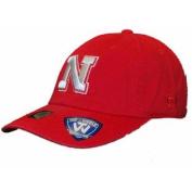Nebraska Cornhuskers Top of the World Red Adjustable Slouch Hat Cap