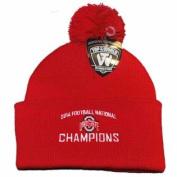 Ohio State Buckeyes 2015 Football National Champions Stocking Cap Hat Beanie