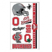 Ohio State Buckeyes University Tattoos