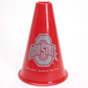 Ohio State Buckeyes Plastic Megaphone - Red