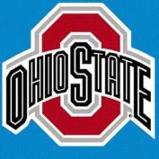 Ohio State Buckeyes 5.1cm Magnet - Team Logo