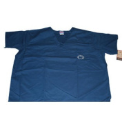 Penn State Nittany Lions gelSCRUBS Shirt/Pants Combo Embroidered Logo Navy