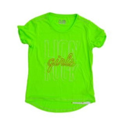 Penn State Nittany Lions Under Armour Youth Lime Green Short Sleeve T-Shirt