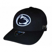 Penn State Nittany Lions TOW Black Ironside Memory FLEXFIT Hat Cap