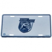 Penn State Nittany Lions Rico Industries Silver Mirror Licence Plate