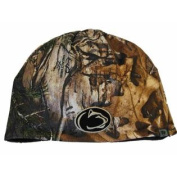 Penn State Nittany Lions TOW Camo Brown Trap 1 Reversible Knit Beanie Hat Cap