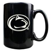 Penn State 440ml Black Ceramic Mug