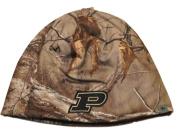 Purdue Boilermakers TOW Camo Brown Trap 1 Reversible Knit Winter Beanie Hat Cap