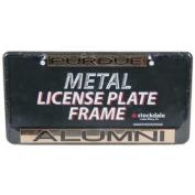 Purdue Boilermakers Metal Alumni Inlaid Acrylic Licence Plate Frame