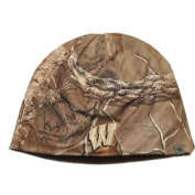 Wisconsin Badgers TOW Camo Brown Trap 1 Reversible Knit Winter Beanie Hat Cap