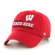 Wisconsin Badgers 47 Brand 2015 Indianapolis Final Four Relax Adjustable Hat Cap