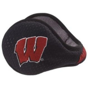 Reebok 180S University of Wisconsin NFL Ear Warmers