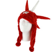 Wisconsin Badgers Spike Dangle Hat